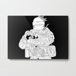 Tachanka Metal Print