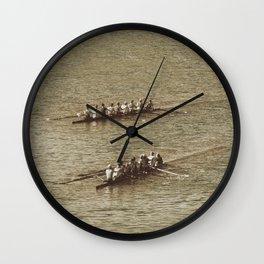 Do not row gentle Wall Clock