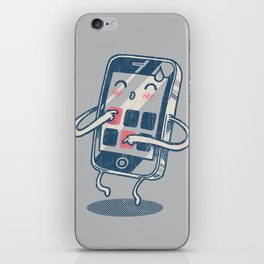 iTouch mySelf iPhone Skin