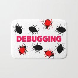 Debugging Bath Mat