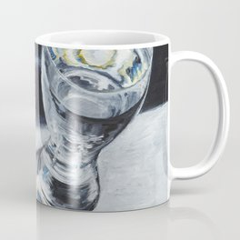 Glass of the water in the light Coffee Mug