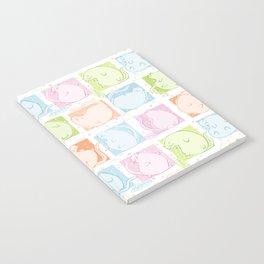 Cat Blobs Notebook