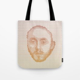 Faces - JM Tote Bag