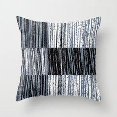 Resist BWG Throw Pillow