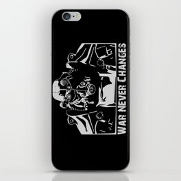 Fallout 3 War Never Changes iPhone Skin
