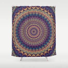 Mandala 454 Shower Curtain