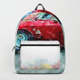 Alfa Giulia Racing Backpack