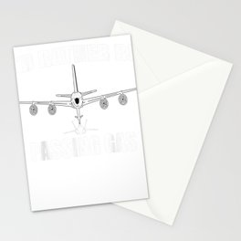 I'd Rather Be Passing Gas T Shirt: KC135 F22 Funny Aviation Stationery Cards