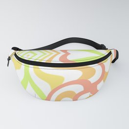 Colorful Pattern 2 Fanny Pack