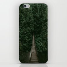 Into the Wilderness iPhone Skin