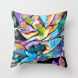 Strange Fruit Throw Pillow