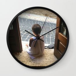 Riflessioni Wall Clock