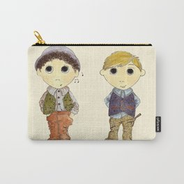 The Twins: Hugo & Harry Carry-All Pouch