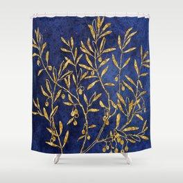 Gold Karigari #society6 #decor #lifestyle #indianart Shower Curtain