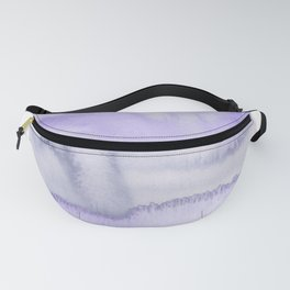 141203 Abstract Watercolor Block 21 Fanny Pack
