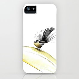 FANTAIL/ THE POSER iPhone Case