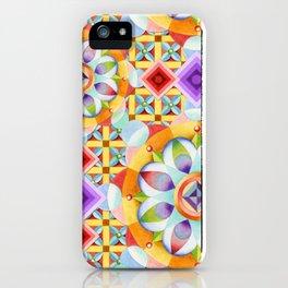 Avalon Mandala iPhone Case