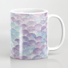 purple scales Mug