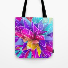 Kaos Pop Tote Bag