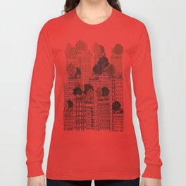 Juniper - A Garden City Long Sleeve T-shirt