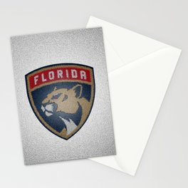 Panthers Logo Stationery Cards
