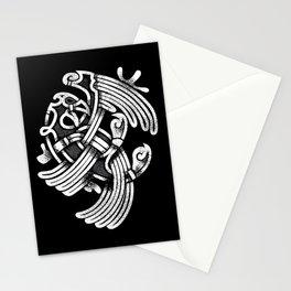 Odin's Ravens - Huginn And Muninn - Hugin And Munin Stationery Cards
