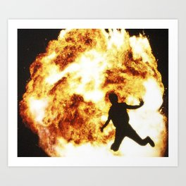 Metro Boomin - Not All Heroes Wear Capes Art Print