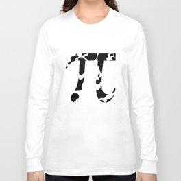 Cow  Pi Long Sleeve T-shirt