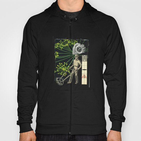 Don't Forget Who Drives The Monkey - We Do Hoody