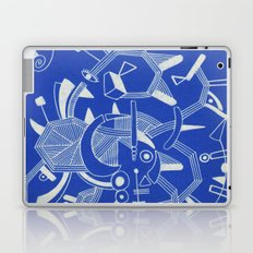 - oceanic warning - Laptop & iPad Skin