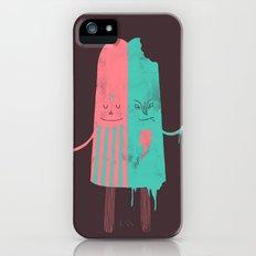 Non-Identical Twins iPhone (5, 5s) Slim Case