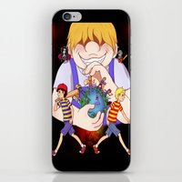 earthbound iPhone & iPod Skins featuring Earthbound 2+3 by m0ny
