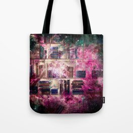 Stardust Library Tote Bag
