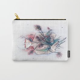 AND I BRING YOU FURTHER ROSES Carry-All Pouch