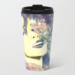 Baby, You're A Star : Pastel Galaxy Travel Mug