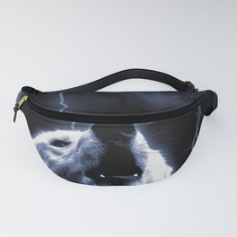 WHITE FANG Fanny Pack