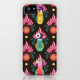 Tiki dinks iPhone Case