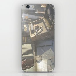 Time Marches On iPhone Skin