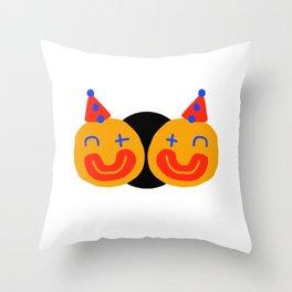 Wisdom Gang Throw Pillow