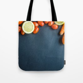 Fruit and Vegtables Tote Bag