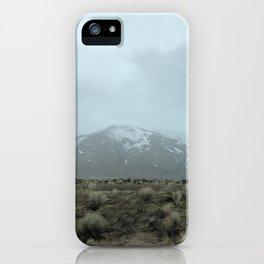 Utah? Nevada? Idk where I took this honestly iPhone Case