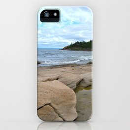 Ocean Rocks iPhone Case