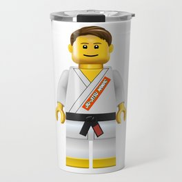 Jiu jitsu maniac Travel Mug