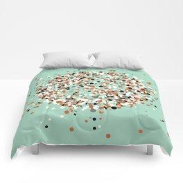 spheres 3 Comforters