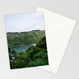 honomanu bay Stationery Cards