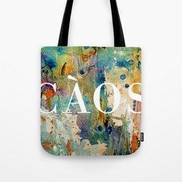 CAOS Tote Bag