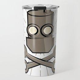 Jolly Robot 01 Travel Mug
