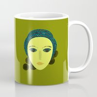 nausicaa Mugs featuring nausicaa by juni
