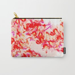 TROPIKAL PINK Carry-All Pouch