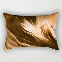 ABSTRACT PAINTING I Rectangular Pillow